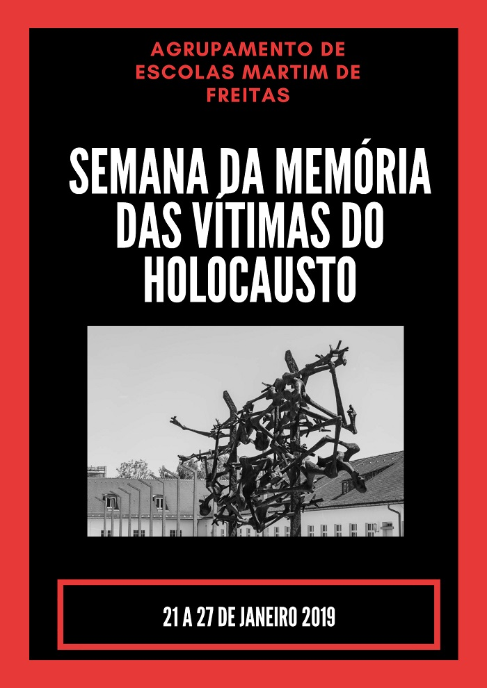 holocausto cartaz
